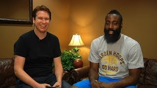 James Harden On Being A Ladies Man &