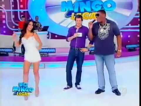 Domingo Legal Mc bola canta para Diana Dançar funk ao vivo 10/02/2013-FÃS BALLET DO SBT I