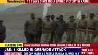 Nation celebrates 15th Vijay Diwas honouring martyrs - NEWSXLIVE