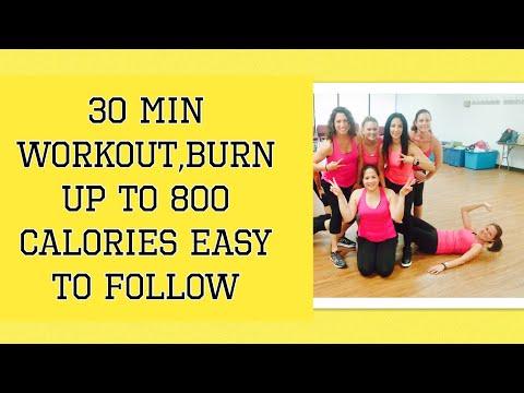 Great 30 minute Zumba workout - Choreo by Danielle