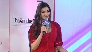 Women Of Steel Summit: Diana Penty says, there's a lot expected out of a woman - NEWSXLIVE