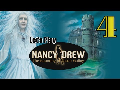 Nancy Drew 19: Haunting of Castle Malloy [04] w/YourGibs - DOLLHOUSE OTTER PUZZLES GALORE