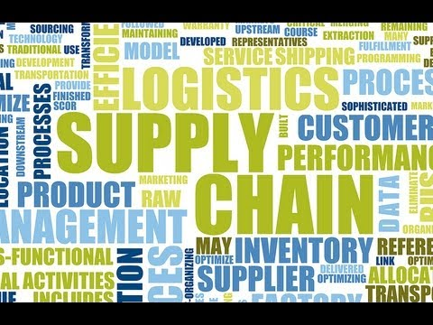 VV 30 - English Vocabulary for Supply Chain Management 1