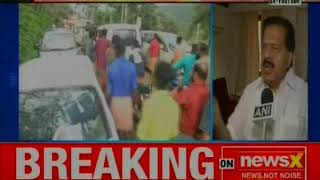 Sabarimala Row: Police lathicharge at protesters; activist Rahul Easwar arrested from Nilakkal - NEWSXLIVE