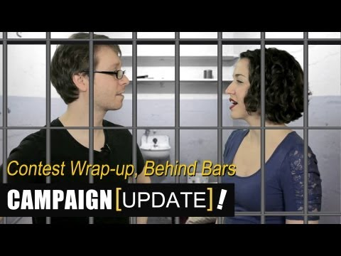 Behind Bars - April 1-15 Contest Wrap-Up