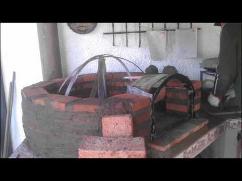 Horno de Barro - ladrillo construccion Gonzalo Pérez Gallo