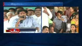 YS Jagan Sensational Comments On Chandrababu | YSP Deeksha for Special Status in
