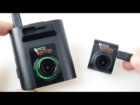 Watch your back - it's the Vico Marcus 5 Dual Full HD Dash cam REVIEW