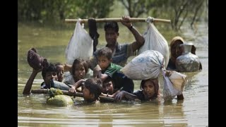 In Graphics: After the Rohingya massacre in Myanmar, those returning from Bangladesh to th - ABPNEWSTV
