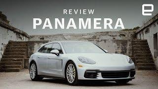 Porsche Panamera 4 E-Hybrid Sport Turismo Review - ENGADGET
