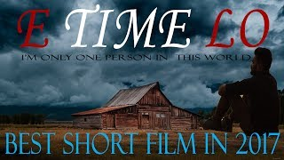 E Time Lo || Latest Telugu short film || By Naveen Eragani - YOUTUBE