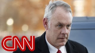 Interior Secretary Zinke leaving Trump administration at end of year - CNN