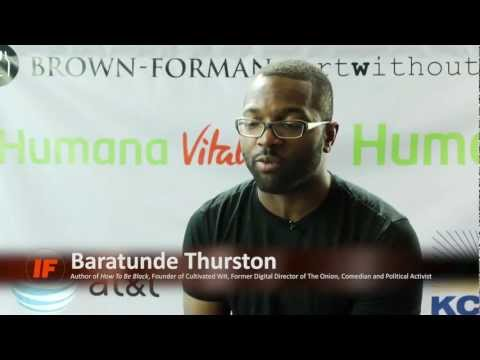 Baratunde Thurston - Officially Steps Down as the Black Person
