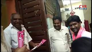 Talasani Srinivas Yadav Son Talasani Sai Yadav Election Campaign in Sanath Nagar | CVR News - CVRNEWSOFFICIAL