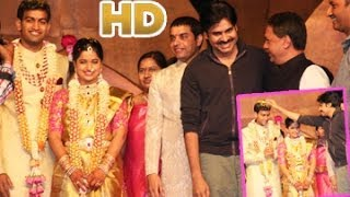 Celebrities & Politicians at Dil Raju Daughter Hanshitha Engagement | Pics Collection - TELUGUONE