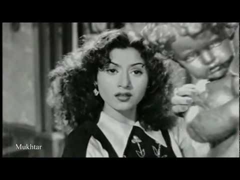Nayyara Noor - har chand sahara hai tere pyar ka .. Madhubala .. Dilip Kumar