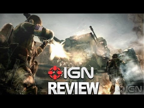 Steel Battalion: Heavy Armor Review - IGN Video Review
