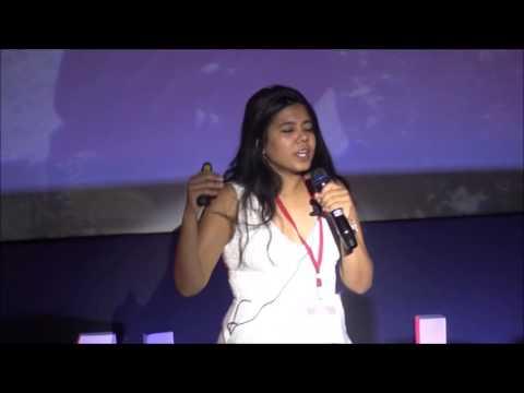 Adventure sports : Vocation to profession | KRUSHNAA PATIL | TEDxIIMIndore