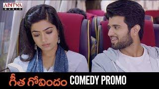 Geetha Govindam Comedy Promo || Geetha Govindam Movie || Vijay Devarakonda, Rashmika Mandanna - ADITYAMUSIC