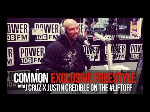 Common - Common Freestyles On