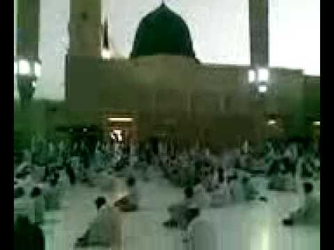 azan at madina sharif
