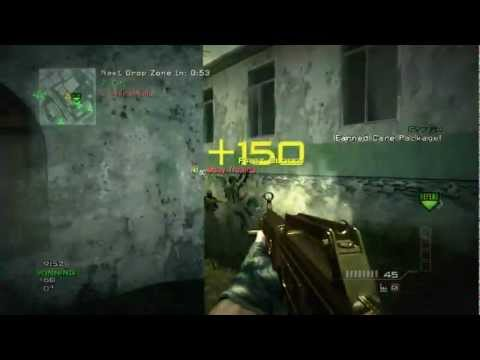MW3 Usas-12 Multi-Kill