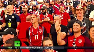 The Stan Collymore Show: Backlash over US missing out on 2018 WC, Alexi Lalas recalls USA 94 - RUSSIATODAY