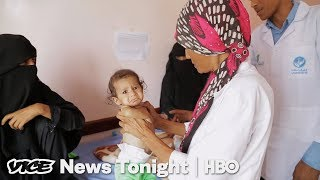 One Doctor's Desperate Attempt To Save Yemen's Starving Children (HBO) - VICENEWS