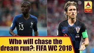 FIFA WC Final: Can Former Champion France Put Brake To Croatia's Dream Run? | ABP News - ABPNEWSTV