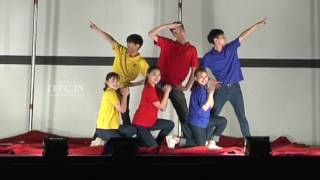 International Youth Foundation Students Dance Rehearsals | TFPC - TFPC