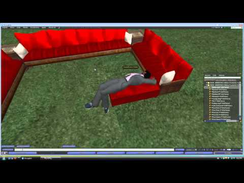 Zoom Animations for Second Life - Relex Sofa - (DEMO).mp4