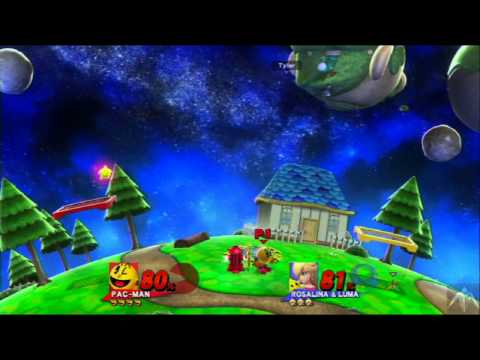 oprainfall Vs. Sm4sh: part 1