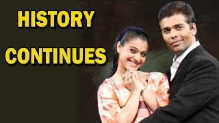 Kajol and Karan Johar's differenes continue! | Bollywood News