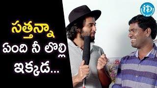 Vijay Devarakonda Launched Bithiri Sathi's Tupaki Ramudu Teaser | Vijay Devarakonda | iDeam Movies - IDREAMMOVIES