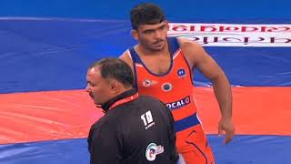 Mumbai Maharathi's Graeco-Roman wrestling at Pro Wrestling League Season 3 - ITVNEWSINDIA