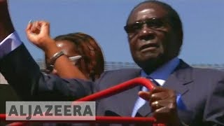 How Mugabe managed to remain in power for 37 years - ALJAZEERAENGLISH