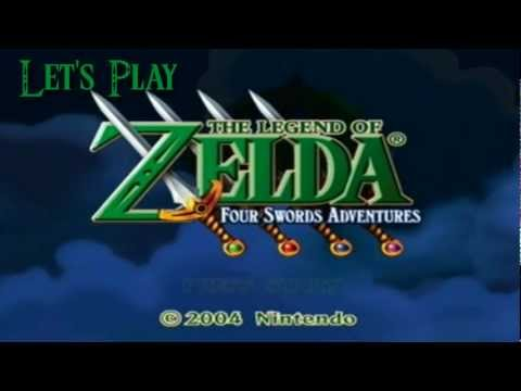 Let's Play The Legend of Zelda: Four Swords Adventures - Introduction