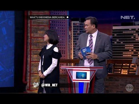 Waktu Indonesia Bercanda - Pertanyaan Menjebak Cak Lontong, Peserta Protes (4/5)