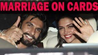 Deepika padukone and Ranveer Singh ringing the WEDDING BELLS! | Bollywood News