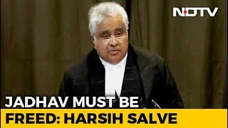 """Pak Misusing UN Court For Propaganda"": India On Kulbhushan Jadhav Case - NDTV"