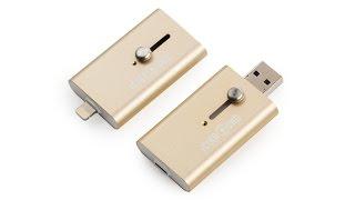 iShowFast: World's Fastest Apple Lightning USB 3.0 Flash Drive