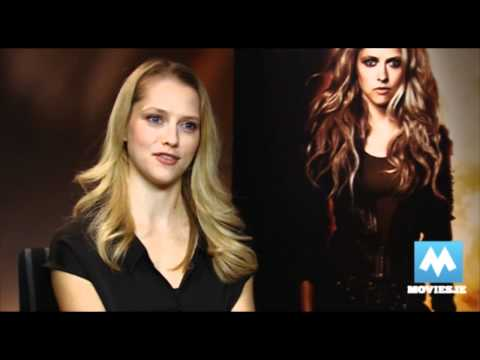 TERESA PALMER - Star of I Am Number Four (Number 6) & Mad Max - Fury Road