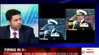 RK Dhowan appointed Naval Chief - NEWSXLIVE