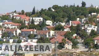 Israeli settlement expansion in West Bank increases pessimism over two-state solution bid - ALJAZEERAENGLISH