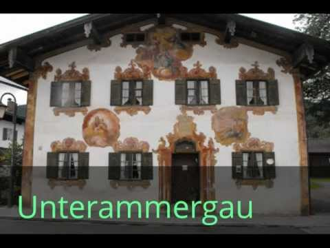 Unterammergau (Germania) in imagini