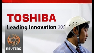 Toshiba woes intensify on $6bln writedown reports - REUTERSVIDEO