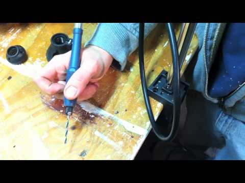 Gyros PowerPro Variable Speed Rotary Tool