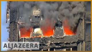 🇬🇧 Tributes paid to Grenfell victims in inquiry launch | Al Jazeera English - ALJAZEERAENGLISH