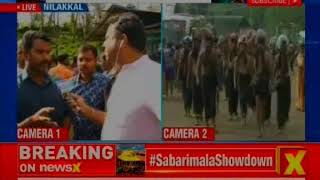 Sabarimala Showdown: Gates to be opened for all women at 5pm - NEWSXLIVE