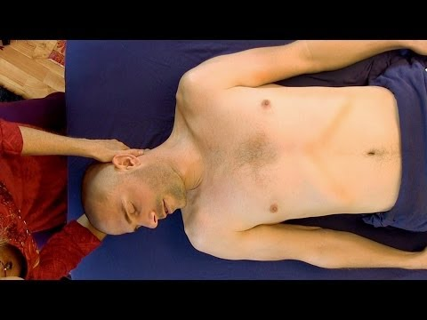 Difference Between Men & Women Massage Therapy 2, Front of Body, How to Massage A Man